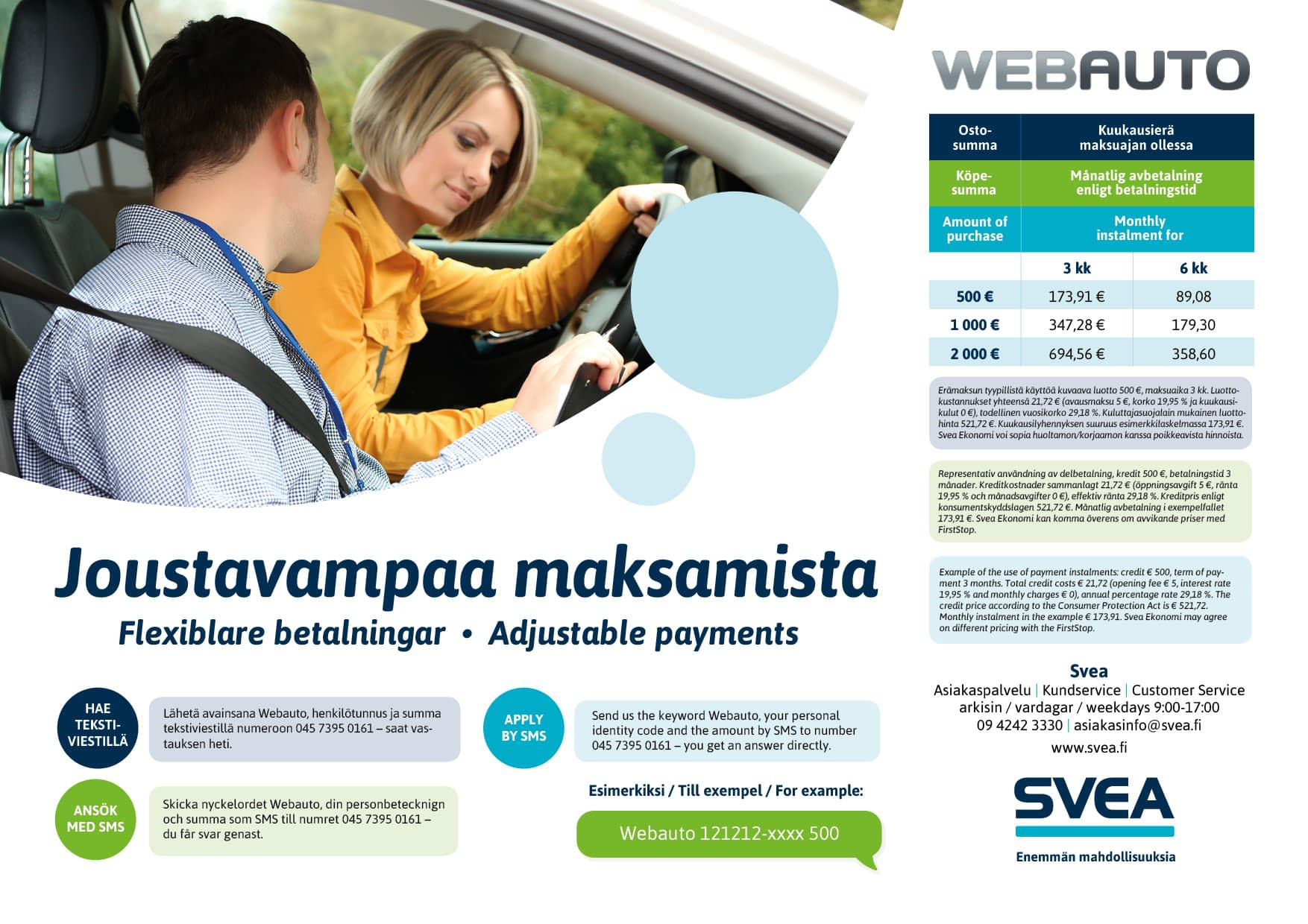Helsingin Liikennekoulun Autokoulurahoitus